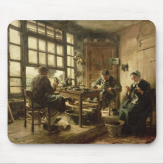 The Cobblers, 1880 Mouse Pad