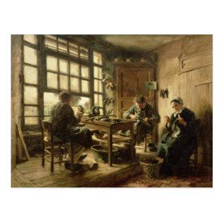 The Cobblers, 1880 Postcard