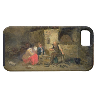 The Cobbler's (oil on panel) (pair of 134462) iPhone 5 Cover