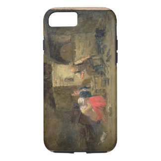 The Cobbler's (oil on panel) (pair of 134462) iPhone 8/7 Case