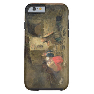The Cobbler's (oil on panel) (pair of 134462) Tough iPhone 6 Case