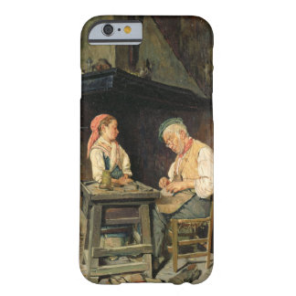 The Cobbler's Shop, 1874 (oil on panel) Barely There iPhone 6 Case