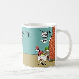 The Cobbles Tea Room, Rye Coffee Mug