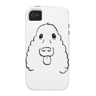 The Cocker Spaniel iPhone 4/4S Covers