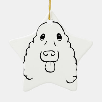 The Cocker Spaniel Christmas Ornament