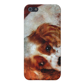 The Cocker Spaniel  Covers For iPhone 5