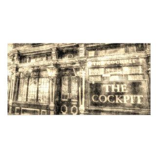 The Cockpit Pub London Vintage Photo Cards