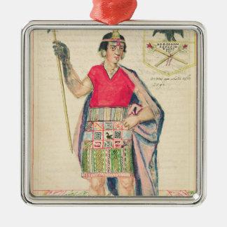 The Codice Murua Christmas Ornament