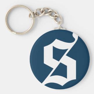 The Codicologist Keychain