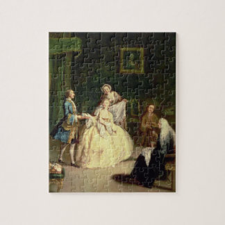 The Coffee House Jigsaw Puzzle