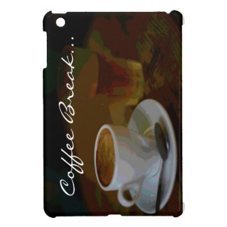 The Coffee Lovers Gift Selection iPad Mini Covers