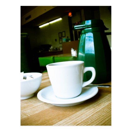 The Coffee Shop 03 Postcard