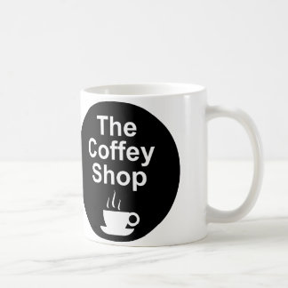 The Coffey Shop Mug