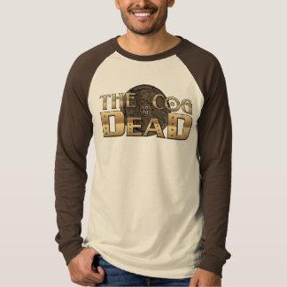 The Cog is Dead Long Sleeve Raglan Shirt