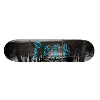 The Cold Car Demise Skate Board