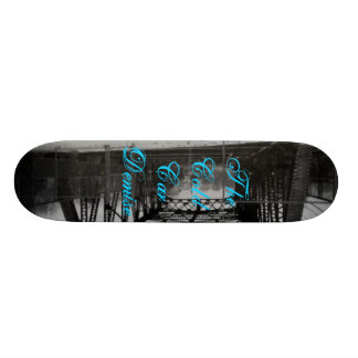 The Cold Car Demise Skate Board