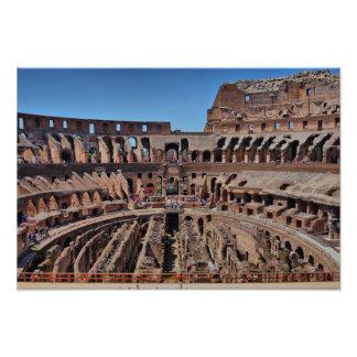 THE COLISEE ROME PHOTO PRINT