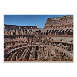 THE COLISEE ROME PHOTO PRINT