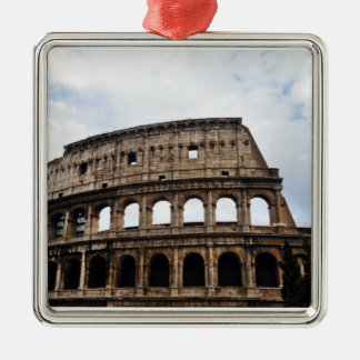 The Coliseum Christmas Ornament