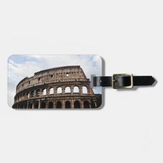 The Coliseum Luggage Tag