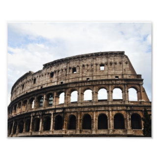 The Coliseum Photo Print