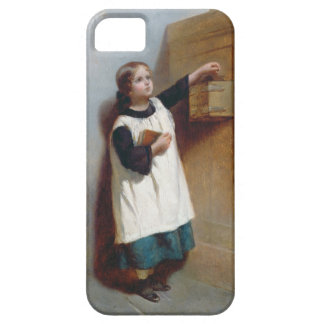 The Collection Box (oil on panel) Barely There iPhone 5 Case