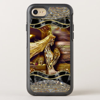 The Collector Modern Futuristic Cyborg OtterBox Symmetry iPhone 8/7 Case