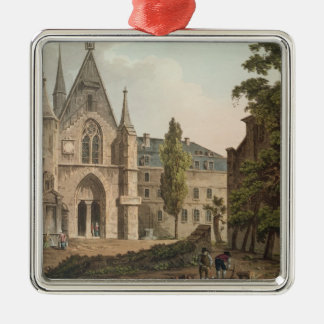 The College de Navarre in Paris Christmas Ornament