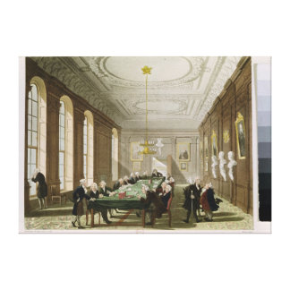The College of Physicians Canvas Print