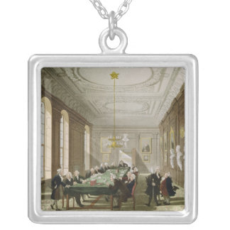 The College of Physicians Personalized Necklace