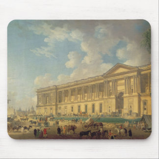 The Colonnade of the Louvre. c.1770 Mouse Mat