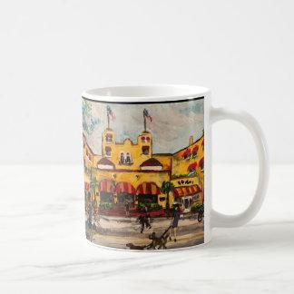 """The Colony Hotel at Delray Beach, Florida"" mug"