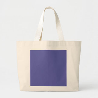 THE COLOR IN HYACINTH BLUE! JUMBO TOTE BAG