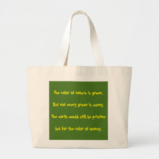 """""""The Color of Nature"""" Tote"""