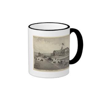 The Colorado House, Ocean Beach, NJ Coffee Mugs