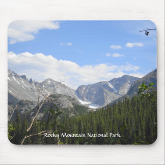 The Colorado Rocky Mountains Mouse Pad