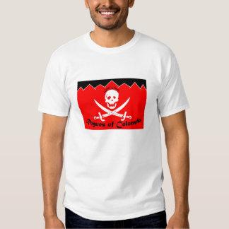 The Colorado Rogues Cotton Spandex Top Tshirt