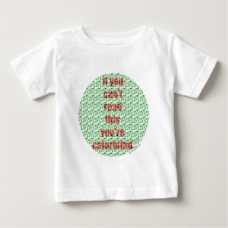 The Colorblind test Baby T-Shirt