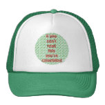 The Colorblind test Trucker Hats