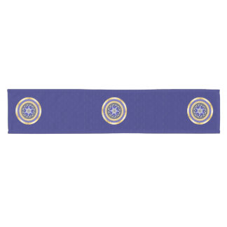 The Colors of New Years Table Runner