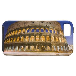 the Colosseum ampitheatre illuminated at night 2 iPhone 5 Case