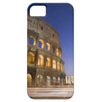 the Colosseum ampitheatre illuminated at night Barely There iPhone 5 Case
