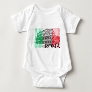 The Colosseum Baby Bodysuit