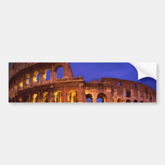 The Colosseum Bumper Sticker
