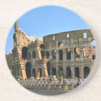 The Colosseum in Rome Coaster