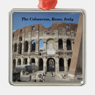 The Colosseum in Rome, Italy Christmas Ornament