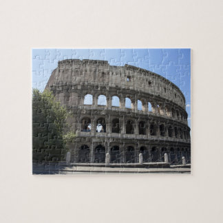 The Colosseum is situated in Rome, Italy. Its an 2 Jigsaw Puzzle