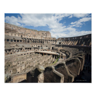 The Colosseum is situated in Rome, Italy. Its an Poster