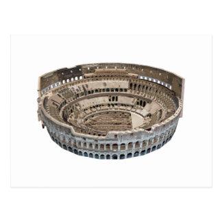 The Colosseum of Rome: 3D Model: Postcard