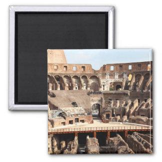 The Colosseum or Roman Coliseum, originally Square Magnet